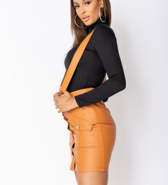Shop PU Leather and Faux Leather  Clothes