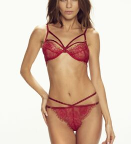 Confidante Forever Young Thong Red