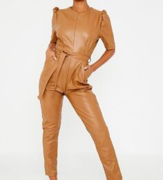 Shop PU and Faux Leather at www.amora-shopping.com
