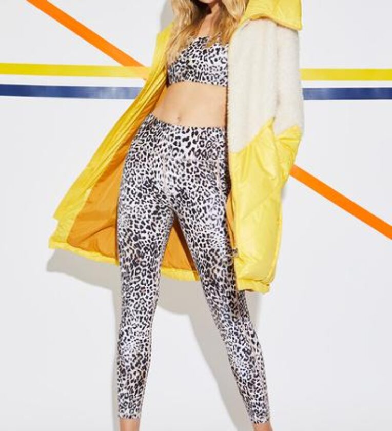 Shop Faux Shearling Puffer Coat and women's clothes at www.amora-shopping.com