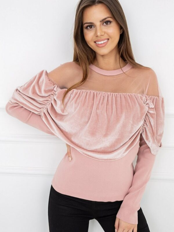 Shop Sweater with a wow effect decorated with a sensual