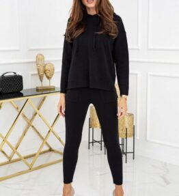 Shop Do you want maximum style and comfort? And at the same time to look feminine and beautiful? - This two-piece sweater set will be perfect. High quality