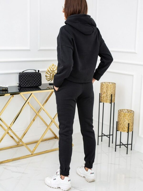 plain tracksuit is the basis of our homewear. No matter what