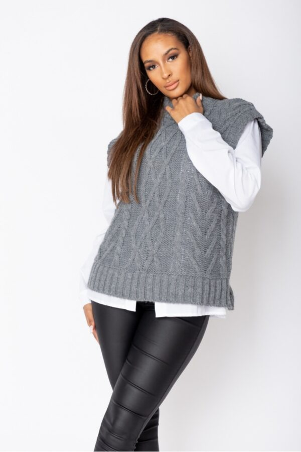 •Shop knitted tops
