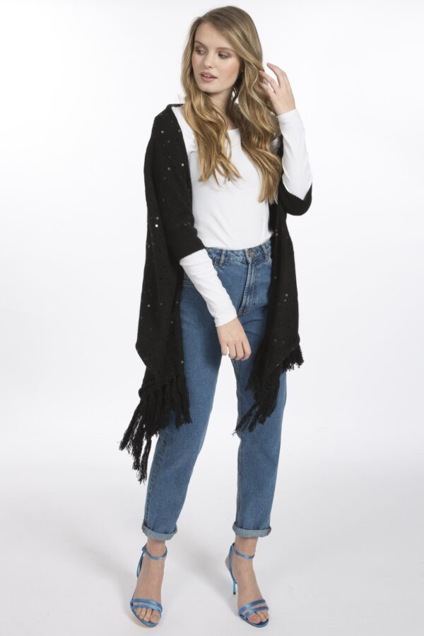 Shop Cashmere Capes at www.amora-shopping.com and discover Cashmere Cape with Sleeve.