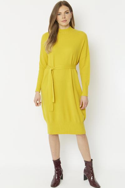 Shop Pure Cashmere Knitted Dresses and women's clothes at www.amora-shopping.com