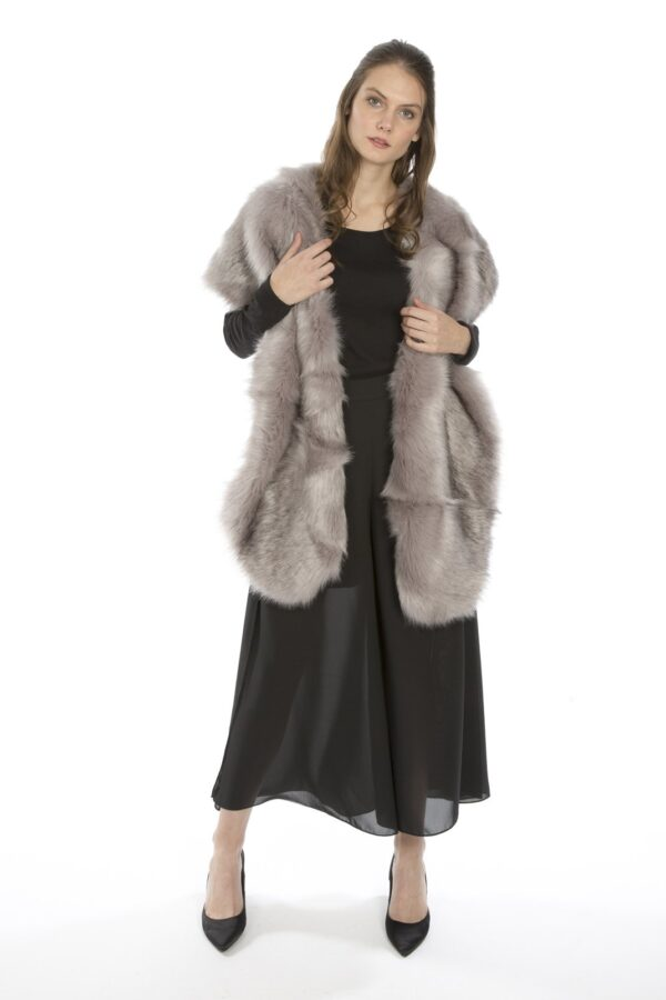 Shop Faux Fur Stoles at www.amora-shopping.com and discover LuxuryFaux Fur Stole