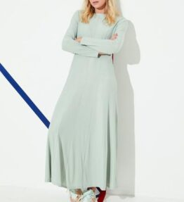Shop Silk Blend Oversized Dressees and women's clothes at www.amora-shopping.com