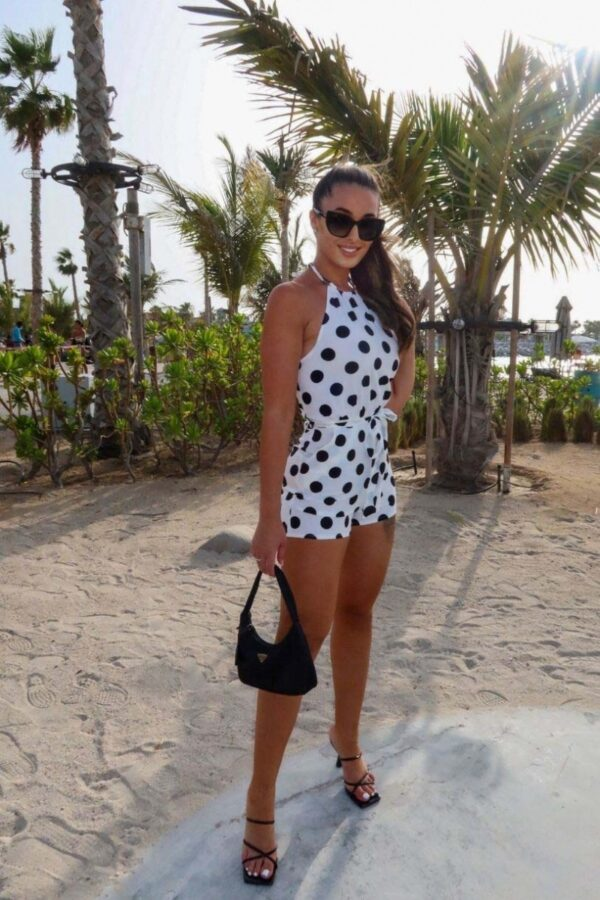 Shop and discover beautiful playsuits at www.amora-shopping.com